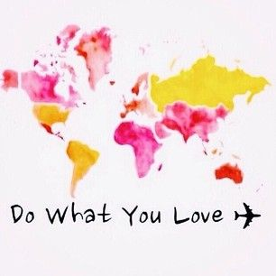 Do what you love :)