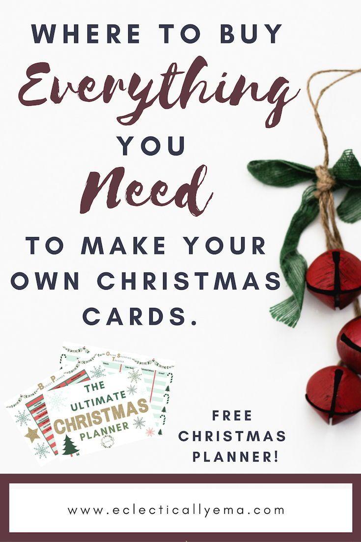 Handmade Christmas cards | Christmas Cards | Pinterest