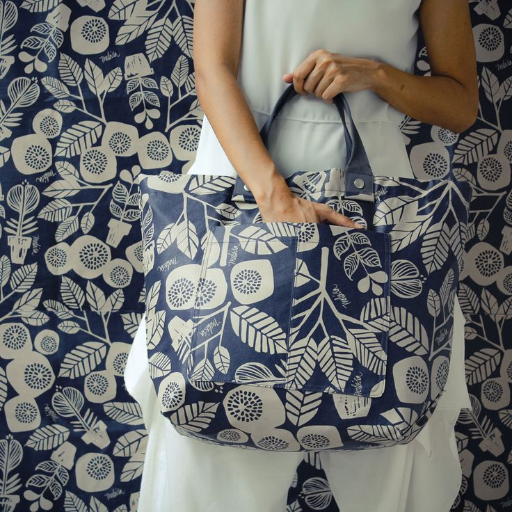 Weekend Bag - Terbit, Blue Note