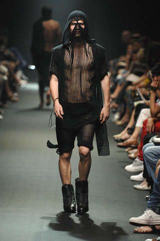 Iran and Germany Fashion Fusion: Boris Bidjan Saberi Couture