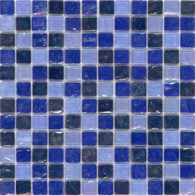 Elida Ceramica Elida Glass Mosaic Sea Oil CHIGLAHT80711PO Style Tile & Stone at FastFloors.com