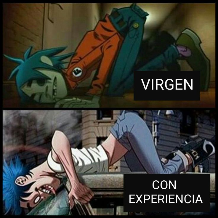 Translate: Virgin vs Experienced