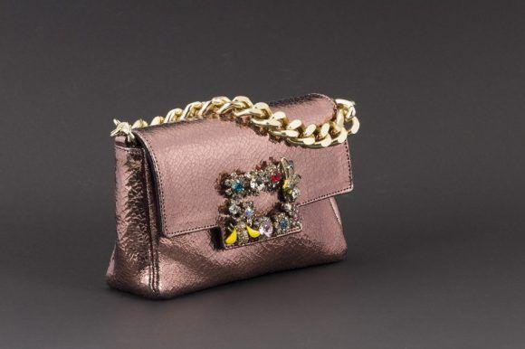 😀 ¿Te gusta el #bolso de #piel laminada de la firma #RAS? 🛒 Puedes comprarlo en la #boutique #online de #moda #MaribelFernández