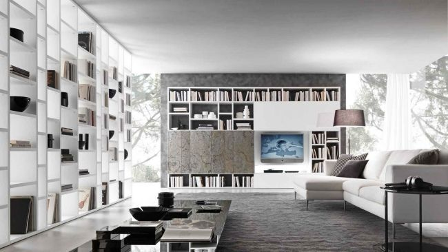 7 best Living Room images on Pinterest Back walkover, Banks and - wandgestaltung wei braun