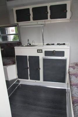 Light grey boler interior.