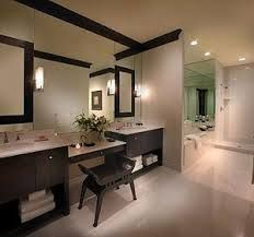 transitional bathroom - Google Search