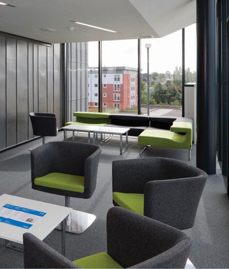 Health Desigh And Technology Institute In Coventry UK Architecture Interior Design