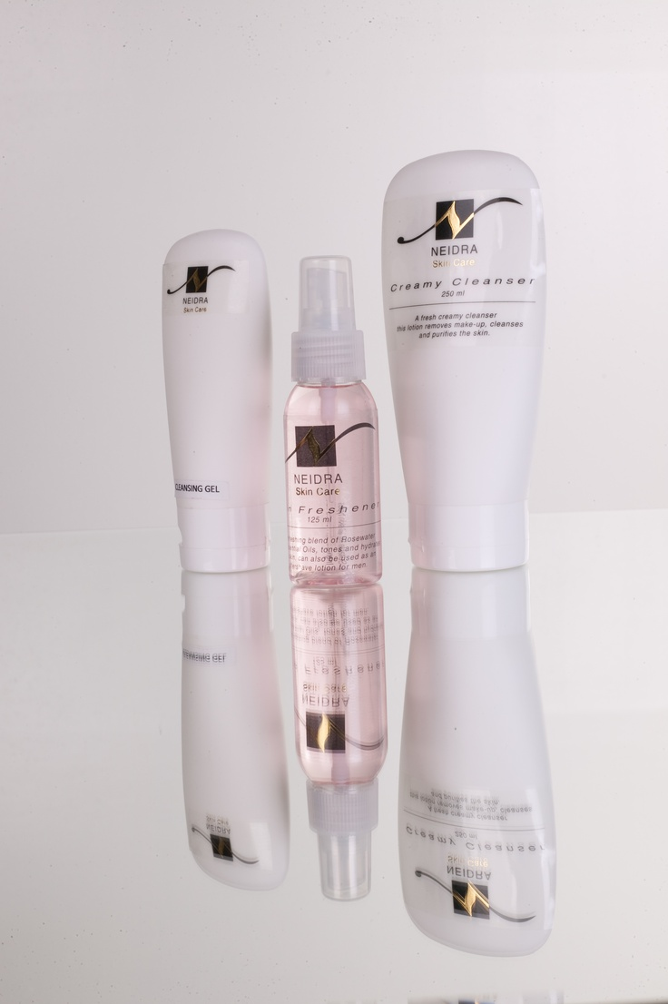 Cleansing milk and rosewater skin freshner