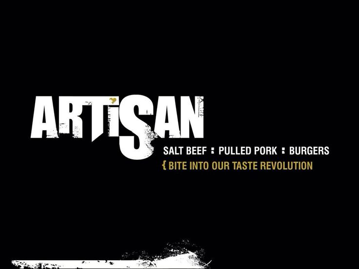 Artisan Brand! Take a Bite Into Our Taste Revolution!
