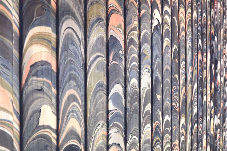 Snedker Studio marble walls