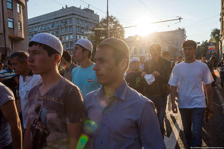 zyalt: Ураза-Байрам в Москве