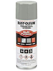 Rust-Oleum® Pintura Industrial en Aerosol - Gris S-21952GR
