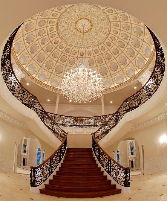 Best 19 Excellent Ideas For Decorating Entrance Staircase With 640 x 480