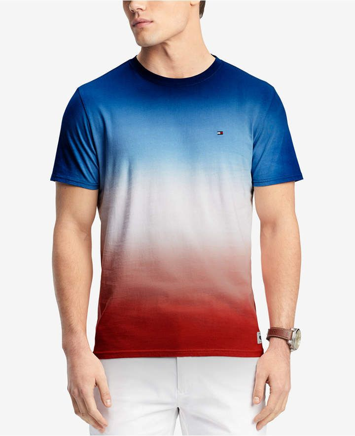 Tommy Hilfiger Garment Dye Tee Camiseta para Mujer