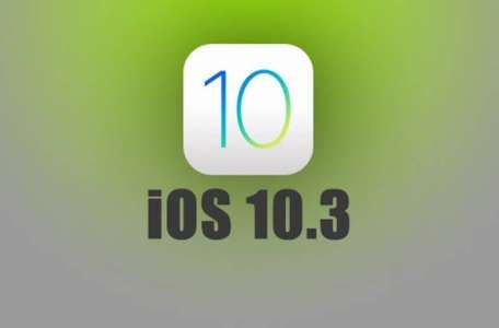 iOS 10.3 public beta 4 a fost lansat pentru iPhone si iPad