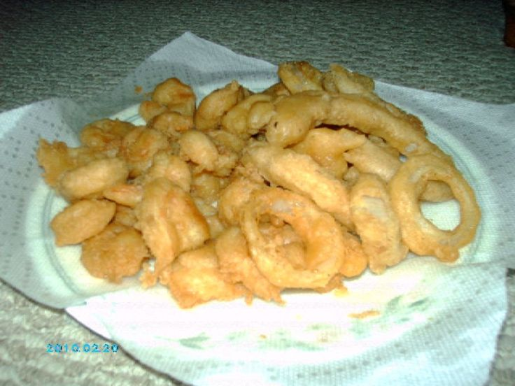 Beer batter recipe for frying all types of food