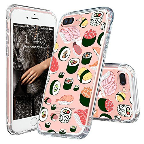 Mosnovo Sushi iPhone 7 Plus Case Collection ☞ http://amzn.to/2gQsgGn #Mosnovo