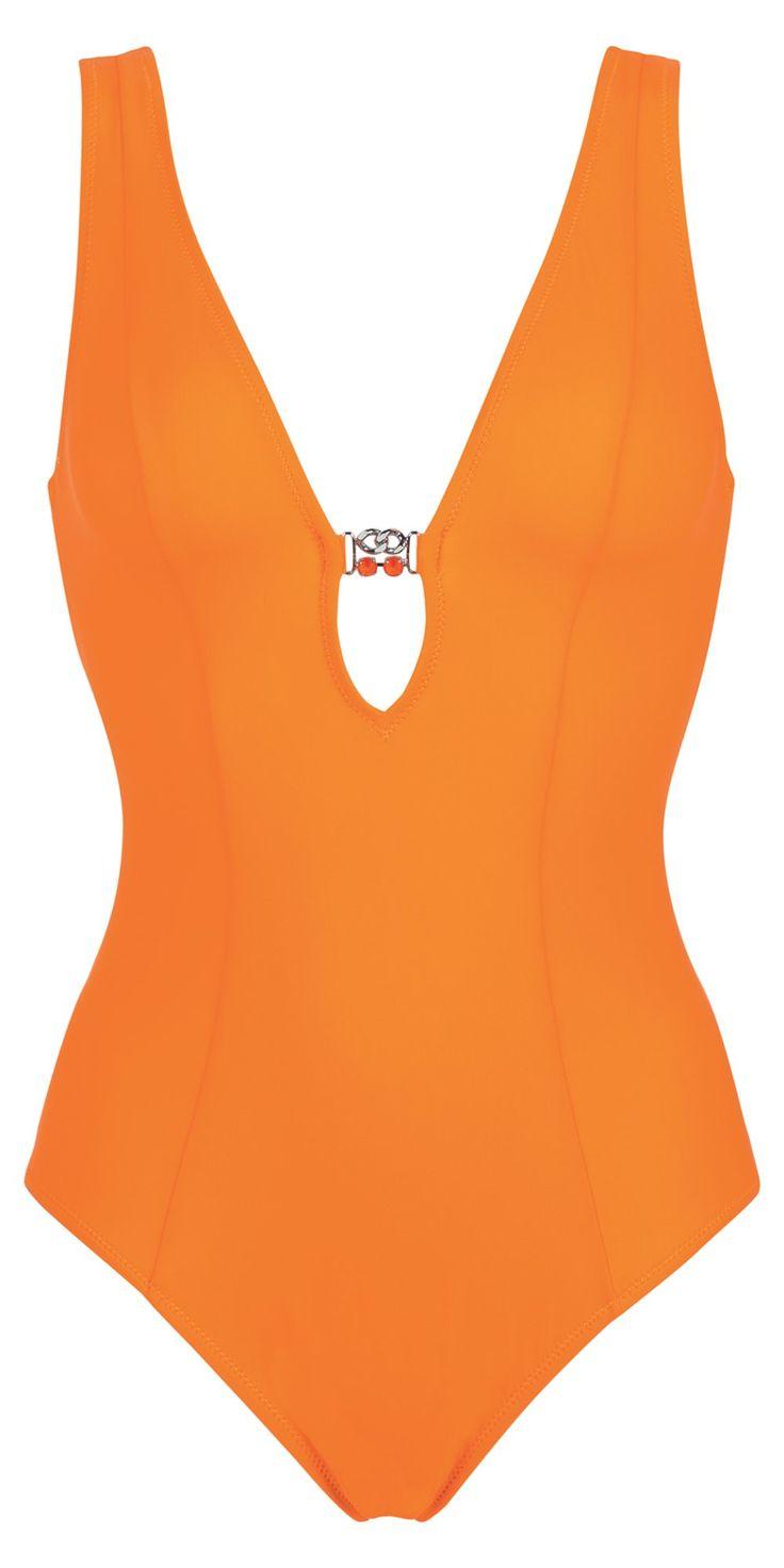 Un maillot de bain une pièce Pain de Sucre / One-piece swimwear Pain de Sucre