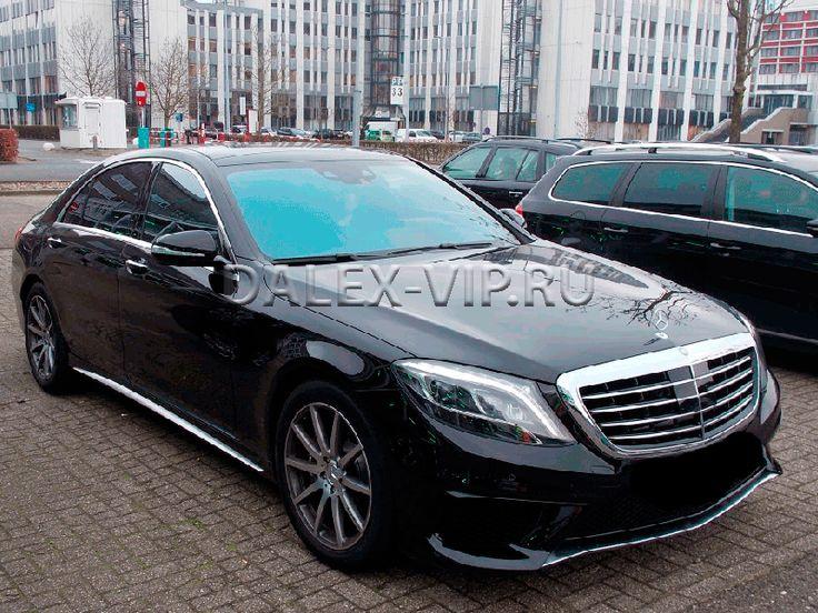 Mercedes S Class W 222