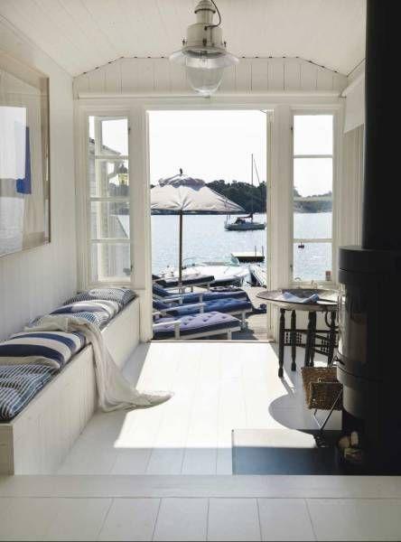 cozy: Interior, Summer House, Dream, Beach Houses, Cottage, Coastal Living, Space, Beachhouse