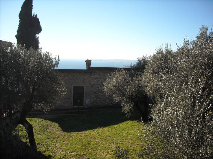 casale Algarda (vista del retro)