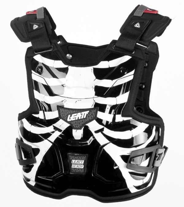 Leatt - Chest Protector Adventure Lite CAGE (front ...