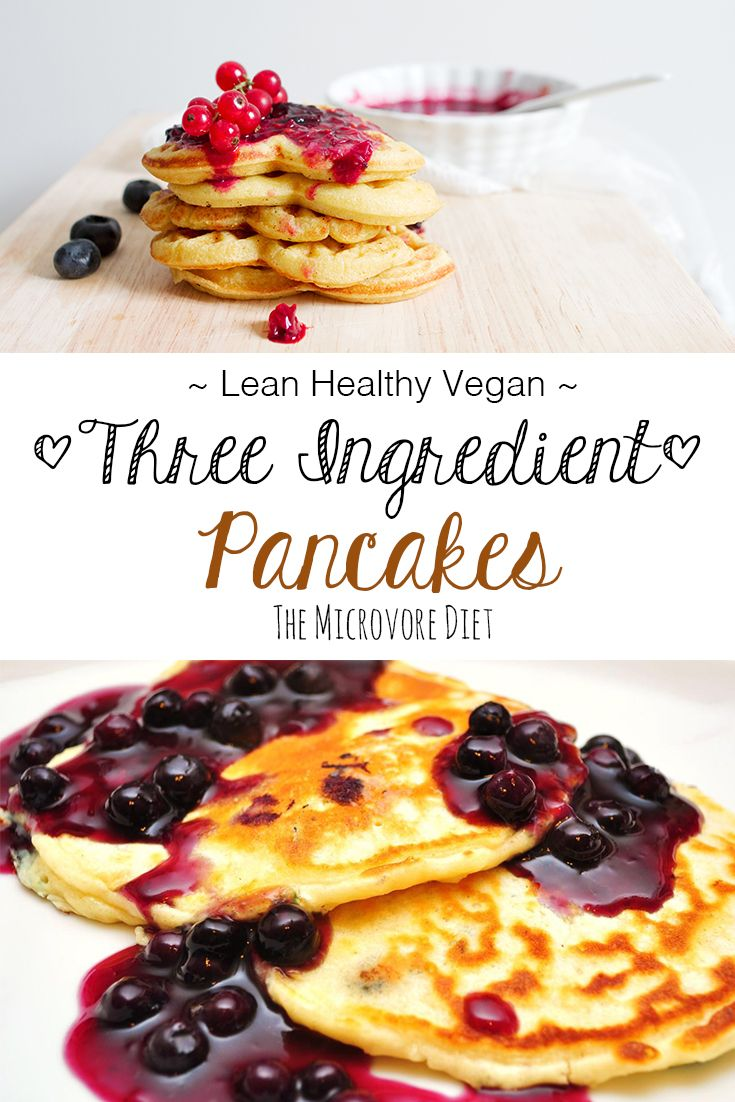 Here is a delicious and simple gluten-free and vegan pancake recipe is nutrient-rich and great for health and weight loss! This recipe features oats rich in fiber, biotin, phosphorus, manganese, chromium, and molybdenum! Yields 5-6 medium sized pancakes! Click on the image for Ingredients and Instructions!