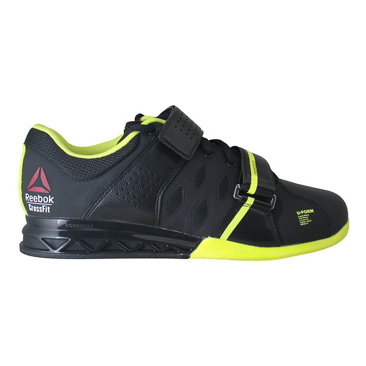 Kick up your CrossFit performance with this training shoe thats specifically designed to enhance your lifting power while also managing to be lighter than most weightlifting shoes, the Womens Reebok CrossFit Lifter Plus 2