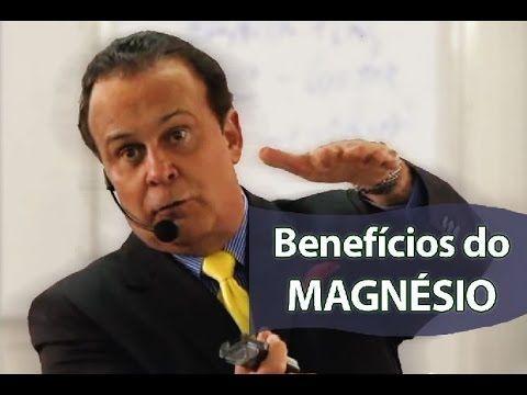 Magnésio no tratamento da arritmia cardíaca, hipertensão e diabetes. - YouTube