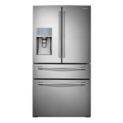 SRF886SCLS 886L Capacity French Door Refrigerator with Showcase Door
