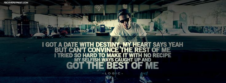 One of my favorite Rappers, his name is Logic, check him out!