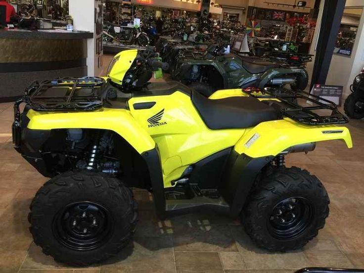 New 2017 Honda FourTrax Foreman Rubicon 4x4 EPS ATVs For Sale in Florida. 2017 Honda FourTrax Foreman Rubicon 4x4 EPS, Contact us for a demo today. Specifications FourTrax Foreman Rubicon 4X4 ENGINE Engine Type 475cc liquid-cooled OHV longitudinally mounted single-cylinder four-stroke engine Bore And Stroke 92.0mm x 71.5mm Induction PGM-FI Ignition Full transistorized ignition Starter Electric with optional auxiliary recoil DRIVE TRAIN Clutch Automatic Transmission Five-speed with reverse…