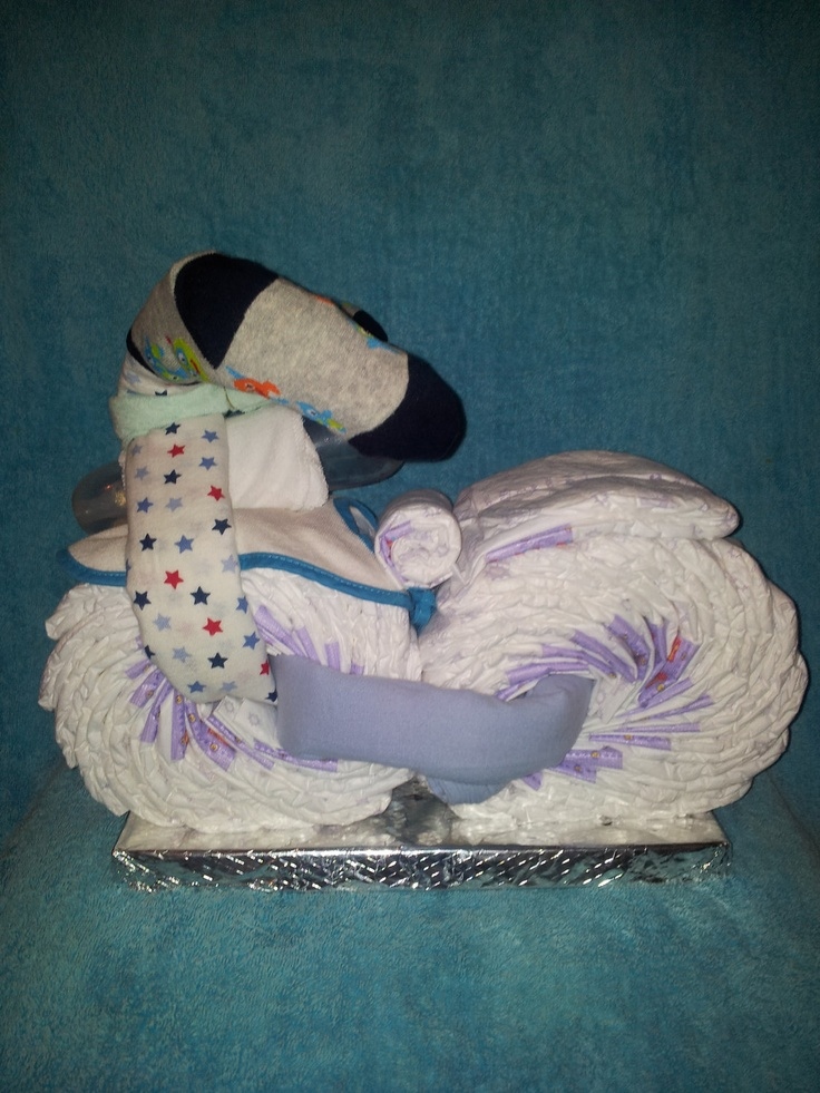 Nappy Motorbike by KittzGiftCreations on Etsy, $50.00