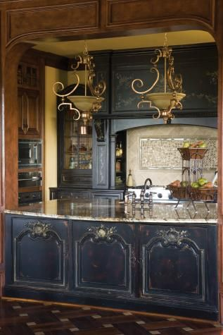 habersham cabinetry the blue color kitchen areas pinterest islands kitchen cabinetry and. Black Bedroom Furniture Sets. Home Design Ideas