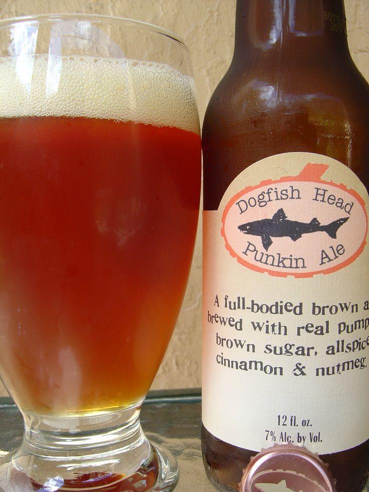 dogfish punkin ale