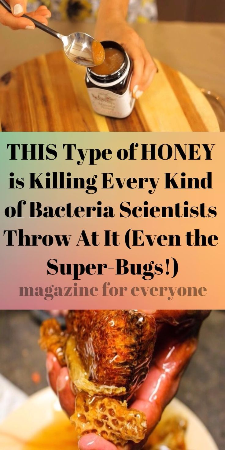 While we are all familiar with the many health benefits of the raw unprocessed honey recently scientists have discovered that there is a type of honey which can kill every kind of bacteria even the worst ones.