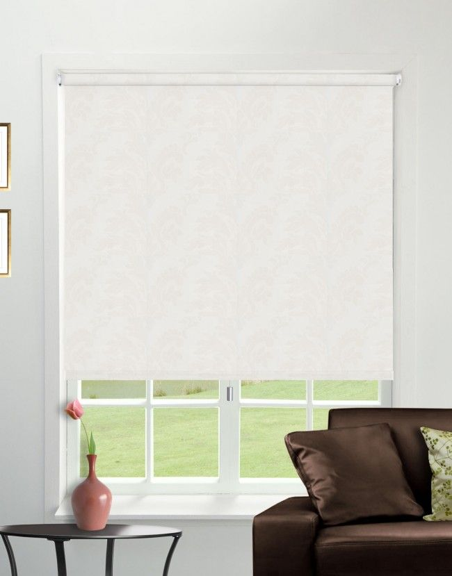 Baroque Pearl Roller Blind - Direct Order Blinds UK