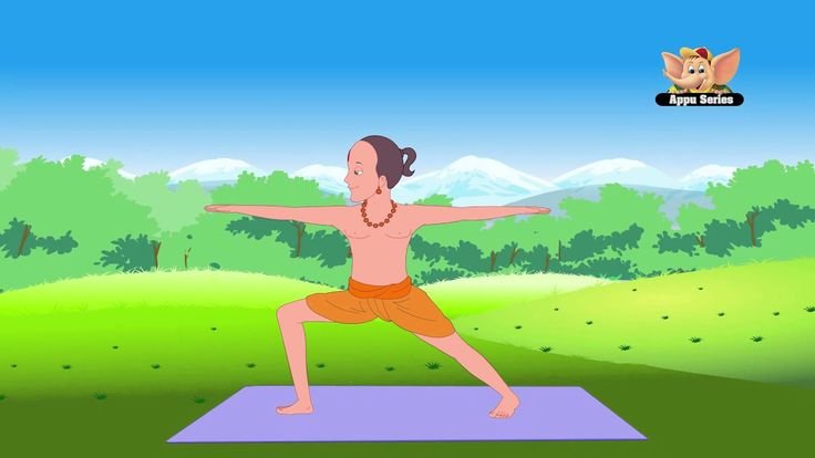 Yoga for Kids Vol 1