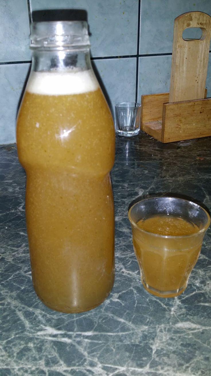 Boros Valéria: citromszörp
