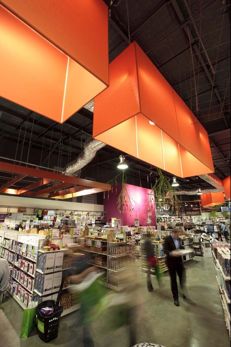Designed By Red Design GroupThe New 880m2 Store