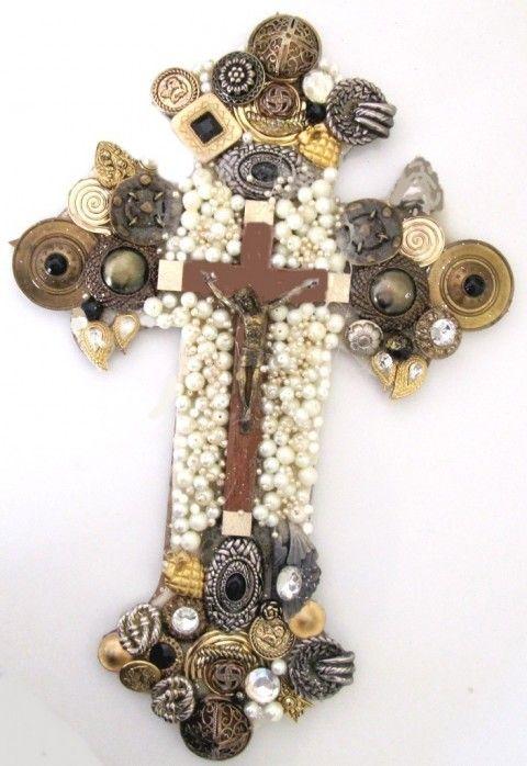 Crucifix UpCycle
