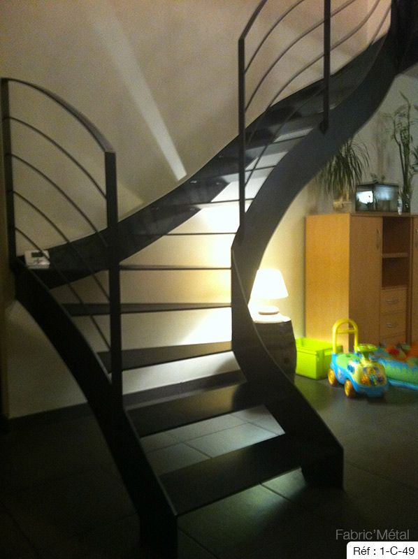 25 best ideas about escalier 2 quart tournant on