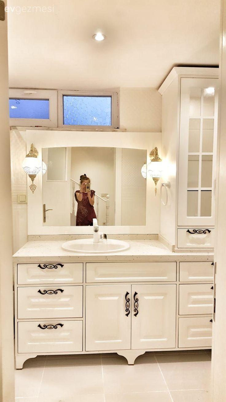Bathroom Country Lighting Cabinet