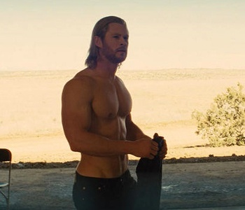 Chris Hemsworth: Thor 