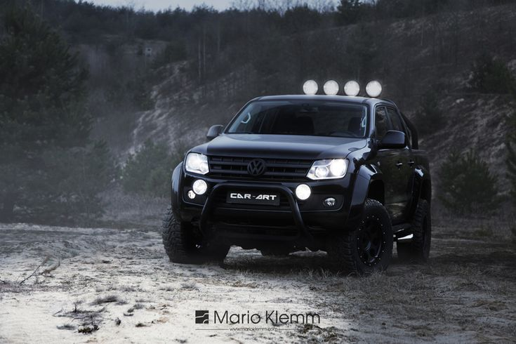 VW Amarok by CAR-ART