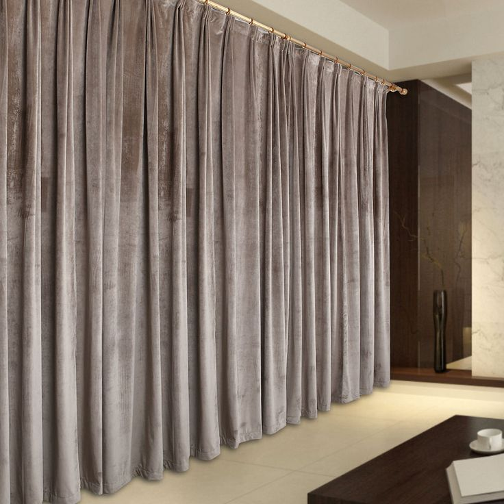 pair vintage style eyelet velvet curtains droplight brown ac198b teal lounge pinterest velvet curtains curtain shop and window