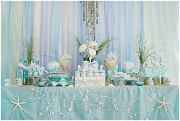Festa Infantil Fundo do Mar: 15 decorações perfeitas