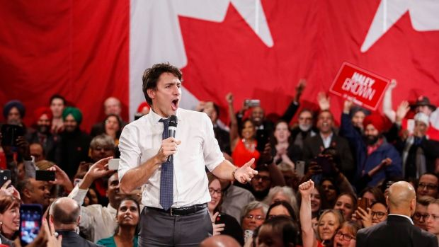 No surprise. Trudeau is an arrogant, ignorant, badly educated, ill advised moron with no experience, and Liberal policies have become an exercise in PC appeasement of anyone with an axe to grind. He's selling Canada out, and we WILL have a problem with Islamic radicalism sooner or later if nothing is done. What an asshole.