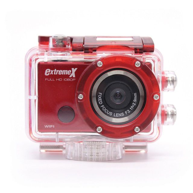 MiGear ExtremeX Full HD Wifi Action Camera - ***FREE DELIVERY***  | eBay