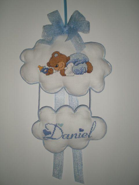 Le creazioni di Maichi: Un fiocco per Daniel